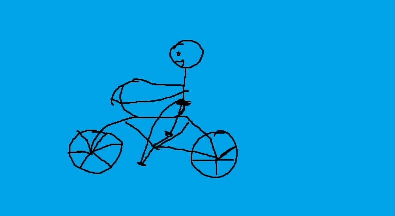 Figures 14. Bicycle Of NZ By James Ringwood