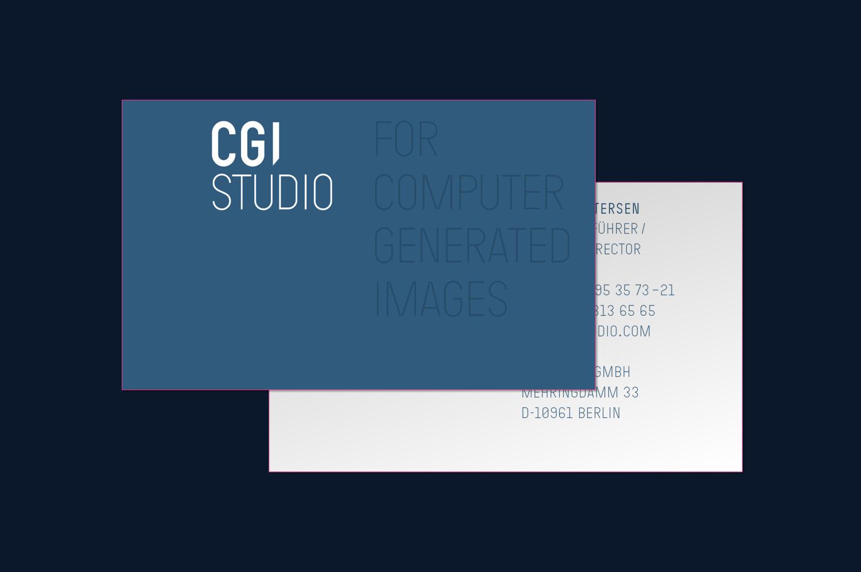 CGI Studio