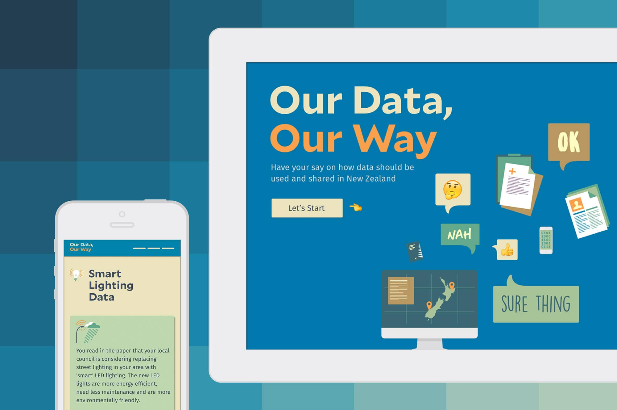 Our Data, Our Way