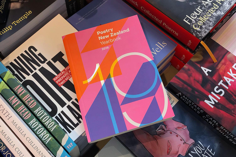 Poetry New Zealand Yearbook 2019